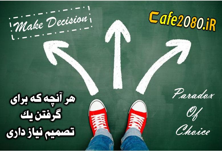 بهترین تصمیم