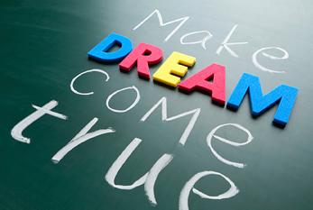 راز دستیابی به آرزو ها